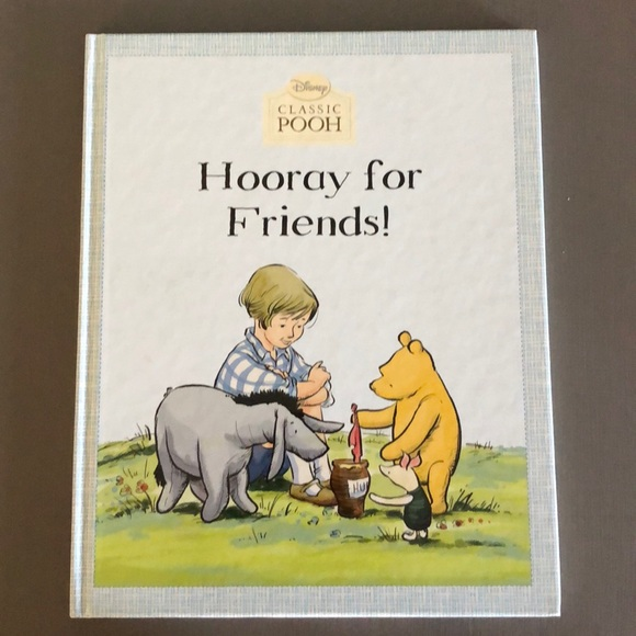 5/$20 Hooray for Friends! Book